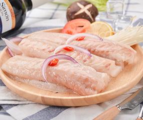 狭鳕鱼颈肉